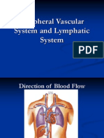 Assessment of Peripheral Vascular System and Lymphatic System