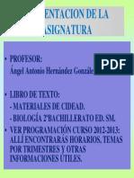Biologia Tema 1