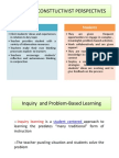 Inquiry and Problem-Based Learning
