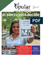 El Popular 294 Órgano de Prensa Oficial del Partido Comunista de Uruguay