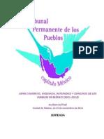 SENTENCIA AUDIENCIA FINAL TPP - MEXICO