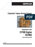 3176B Engine ESTMG