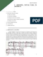 Tema 2 La Armonía