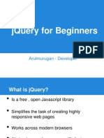 Jquery for Beginners