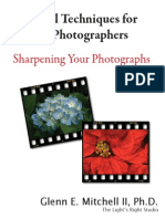 Sharpening Your Photographs