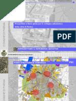 Prospettive e linee guida per lo sviluppo urbanistico della città di Parma