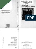 Bradley, Keith - Esclavitud y Sociedad en Roma (Completo)