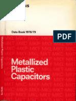 SiemensMetallizedPlasticCapacitorsDataBook1978 79 Text