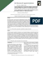 Efecto de Las Cargas Hidr y Org Sobre Remocion de Empaque en Filtro Percolador