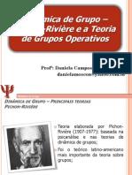 Principais Teorias-GruposOperativos