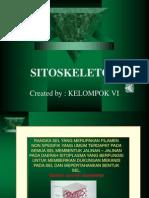 Sitoskeleton Kel 6