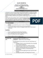 Resume AKS