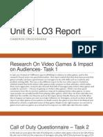 unit 6 lo3 report