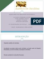 Depósito Aurífero de Jacobina - E.M CEFET