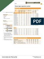 Dynabolt Zinc Coated Steel Design Guide