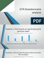 gta questionnaire analysis