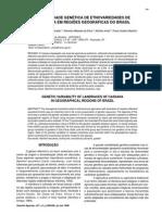 FARALDO_2000_Variabilidade Genética de Etnovariedades de Mandioca Em Regiões Geográficas Do Brasil