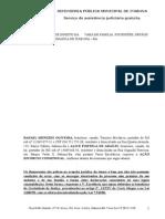 Açao Homologaçao de Acordo Alimentos Alice (Aline)