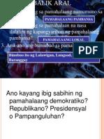 Ang Sistemang Pampahalaan ng Bansa.pps