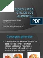 DETERIORO Y VIDA ÚTIL DE LOS ALIMENTOS.pptx