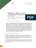 Alfabetización Digital en La Prisión