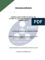 Dissertação_Túneis Da Mina de Fábrica Nova_Henrique Penido