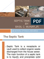 Septic Tank Builders