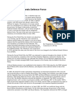 The Falkland Islands Defence Force