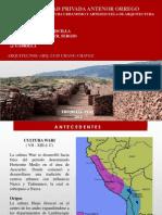 PIKILLACTA ARQ. PERUANA