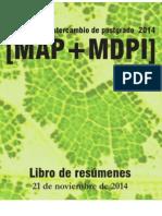 RESUMENES JORNADAS MAP+MDPI 2014