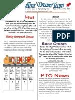 november 24th newsletter