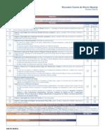 Listado de Recaudos Cuenta de Ahorro Naranja BNC -Notilogia