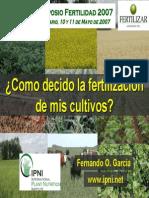 Garcia Como Fertilizo