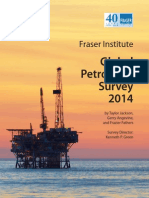 Global Petroleum Survey 2014
