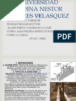 MUROS Y TABIQUES TRABAJO DE ELARD FREDY VALERIANO LAYME.ppt