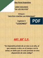 Art 89-90-91!92!93 y 94-Lesiones MOLINA