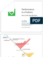 2014-01-30 DOUG Performance is a Feature - Millsap