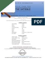 New Shtieble#6 Toldos Print