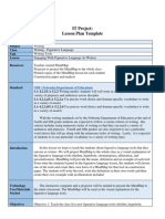 itlessonplantemplate docx 1