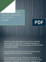 EL PROBLEMA DE LOS METODOS EN LA CIENCIA.pptx
