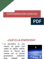 Contaminacion Del Aire 2013