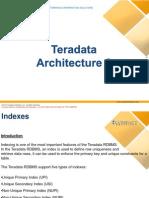 Teradata - Architecture II_v1 1