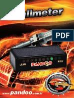 Manual Hallmeter Pandoo