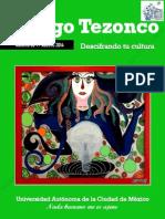 Gaceta Codigo Tezonco Numero 5