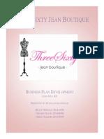 Business Plan - Development