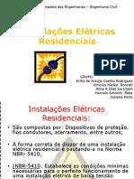 Instalações Elétricas Residenciais.pptx