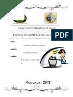Proyecto Ollachea