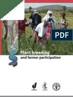 Plant Breeding and farmer participation