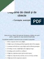 Diagrame de Clasa Si de Obiecte