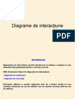 diagrame de interactiune